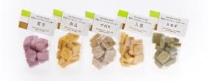ビオクラクッキー5種