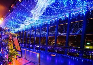 東京タワー天の川イルミネーション