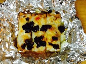 テンペ味噌チーズ