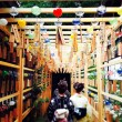 川越氷川神社 縁結びの風鈴回廊