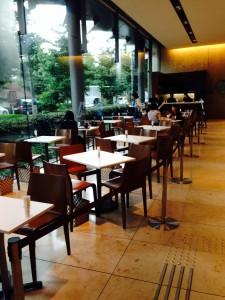 山種美術館 カフェ
