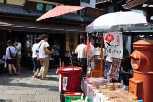川越 菓子や横町