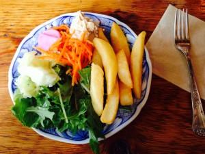 ビオトープ 東京 白金台 サラダバー