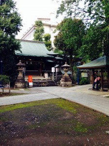 上野 五條神社