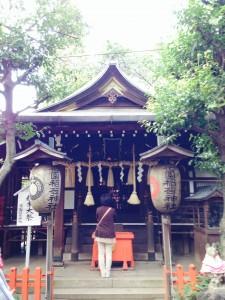 花園稲荷神社 上野