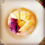 おうちでハワイアンパンケーキが出来る♪タロイモパンケーキミックス