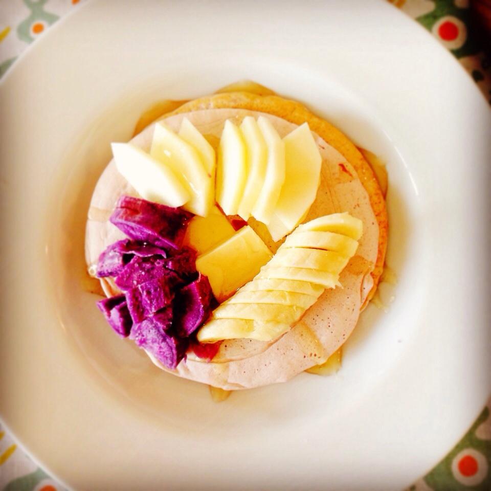ハワイ タロイモパンケーキミックス