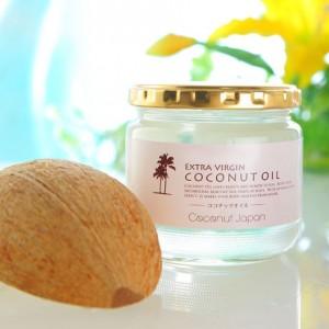 ココナッツジャパン ココナッツオイル 効能とおすすめブランド