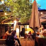 週末に楽しみたいカフェテラス。表参道カフェレストラン「crisscross」