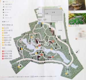 根津美術館 マップ