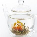 ふわっと花開く、極上のリラックスタイム。「クロイソス」の工芸茶。
