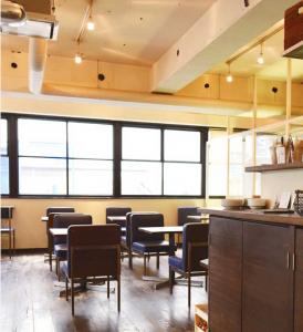 池袋 カフェポーズ パスタ ゆっくりできるカフェ