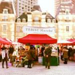まるで海外のFarmer's Market!日曜日のお楽しみ「恵比寿マルシェ」。