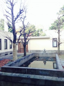 東京都庭園美術館 リニューアル