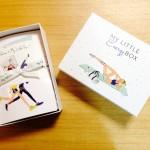 2015年、「My Little Energy Box」でアクティブにスタート!