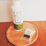 乾燥肌やかゆみ、アトピー肌にも使える100%ハーブの保湿入浴剤「華密恋(カミツレン)」。