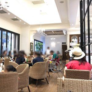 ハーブス 池袋 ランチ カフェ ルミネ