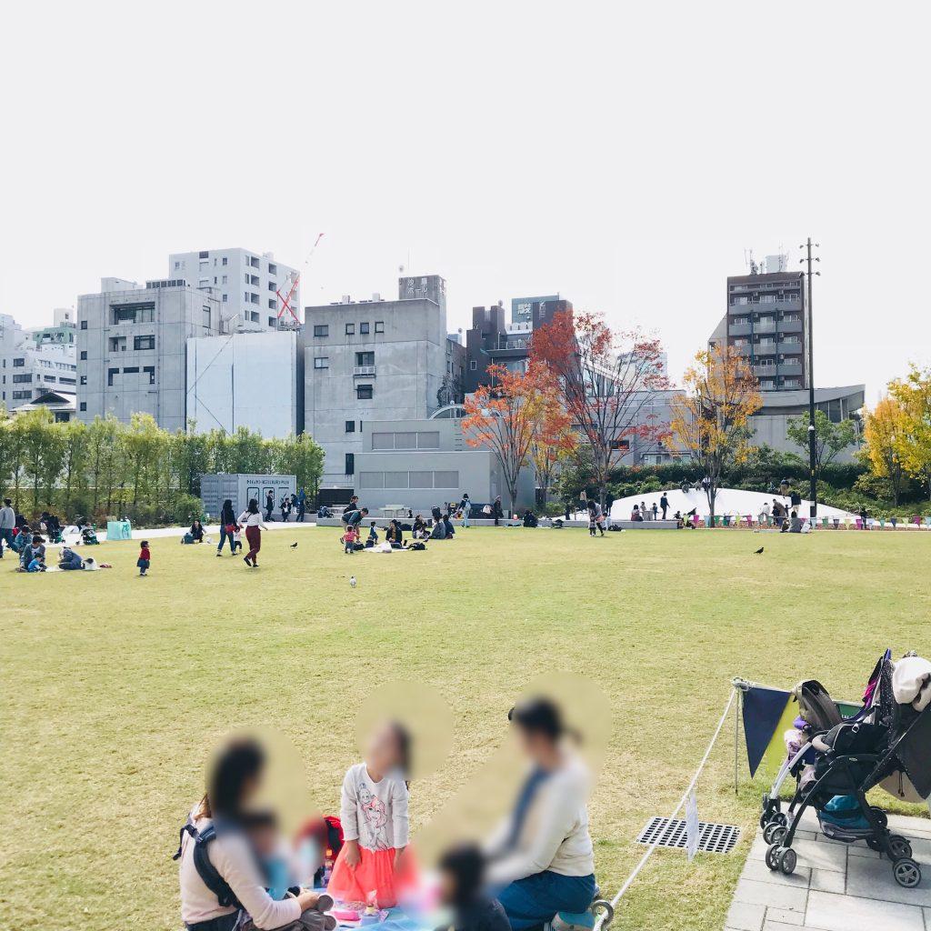 池袋 ラシーヌ 公園 farm to park